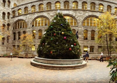 Allegheny County Courthouse, Downtown