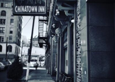 Chinatown Inn, Downtown