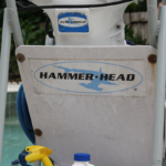 clear blue water pools hammerhead pool cleaning
