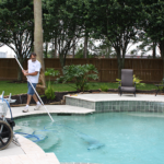 clear blue water pools weekly pool cleaning atascocita kingwood humble