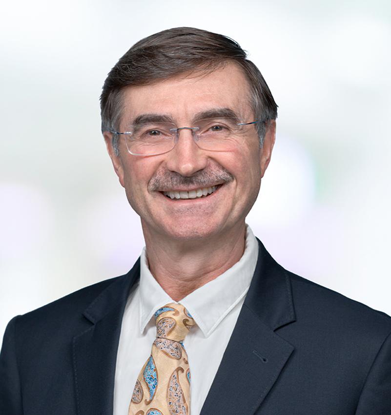 Louie Naumovski, M.D., Ph.D.