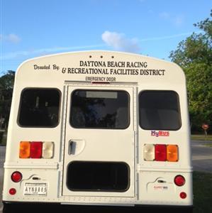 Boys and Girls Club Bus