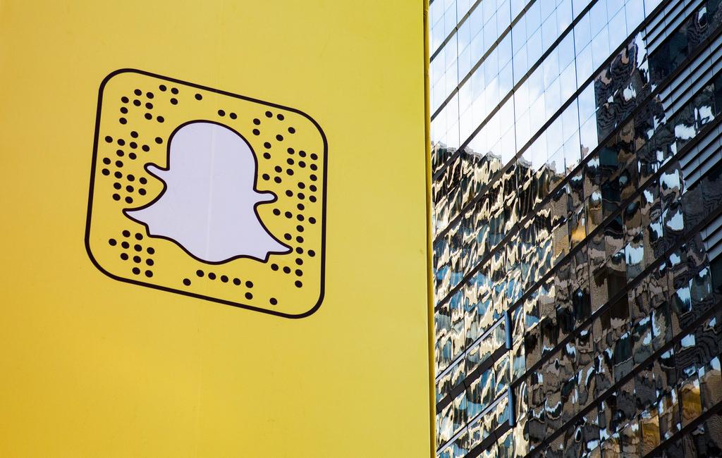 history of snapchat
