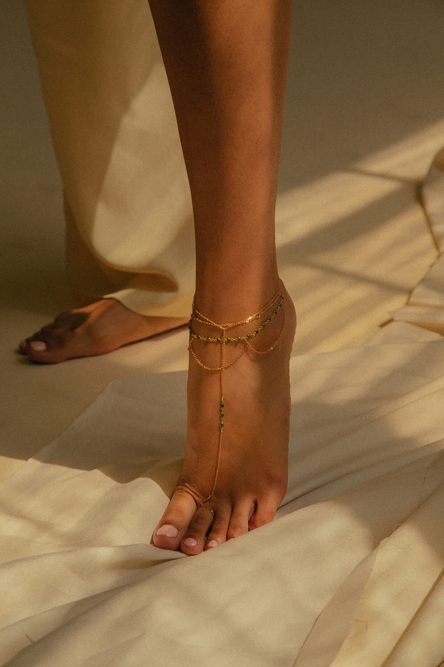 ANKLETS: THEIR STORY