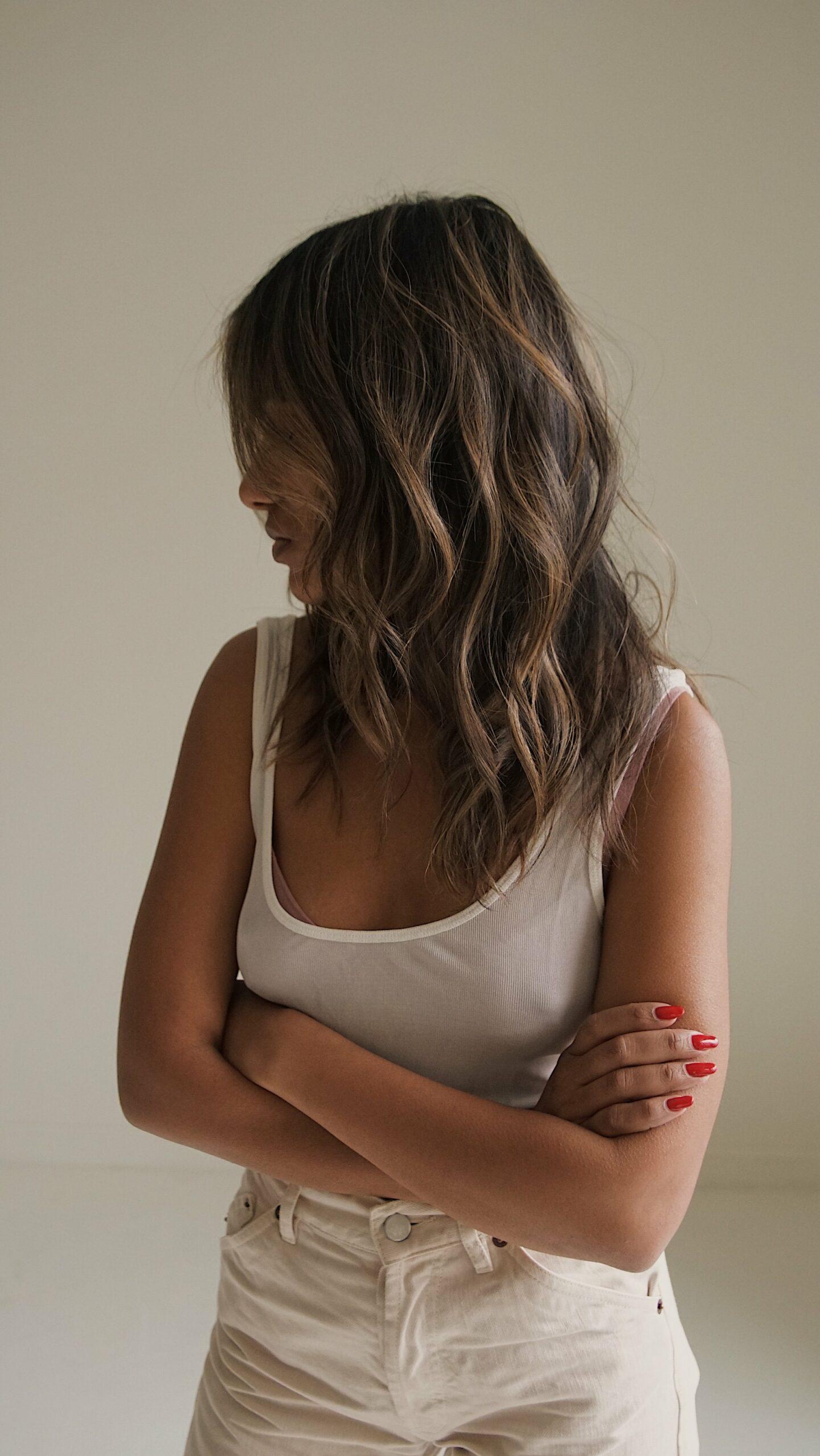 MY HAIR ROUTINE