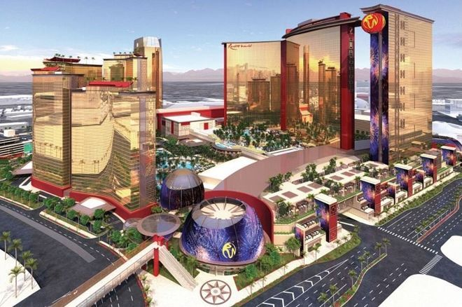 Casino world buildings