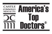 America's Top Doctor Award