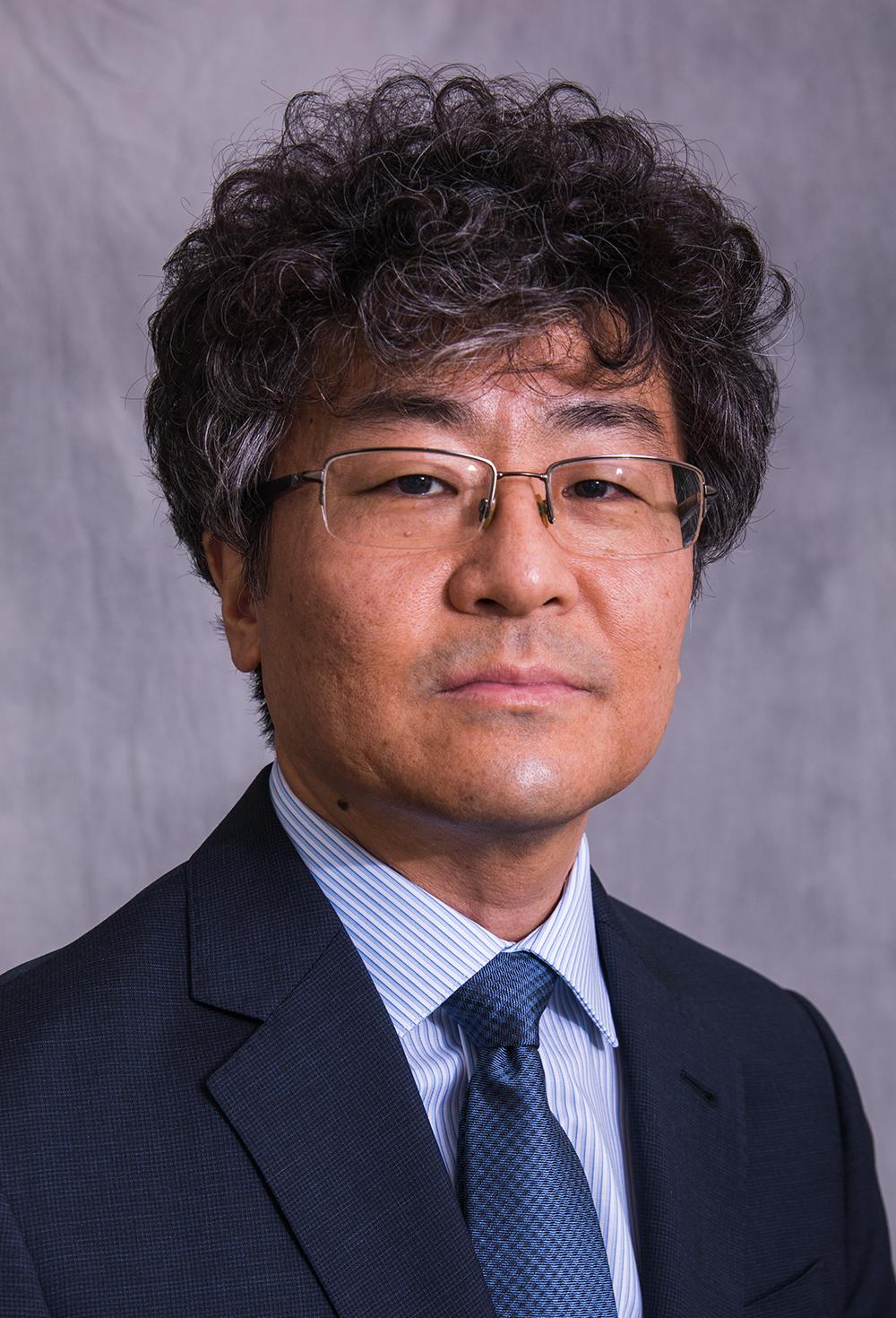 H. Jae Kim Headshot
