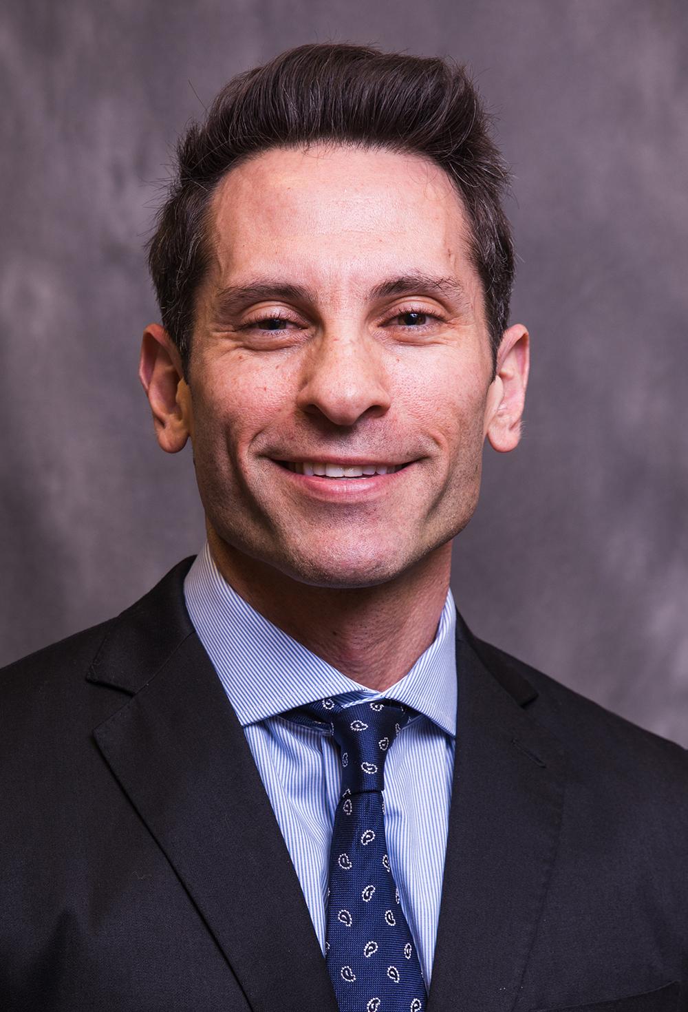 Jonathan Mellen Headshot
