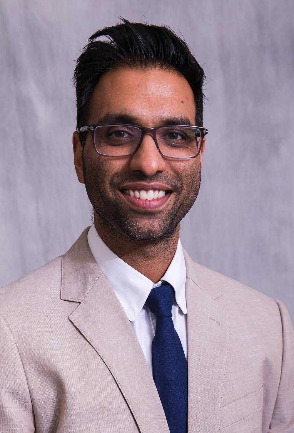 Kandarp R. Patel Headshot