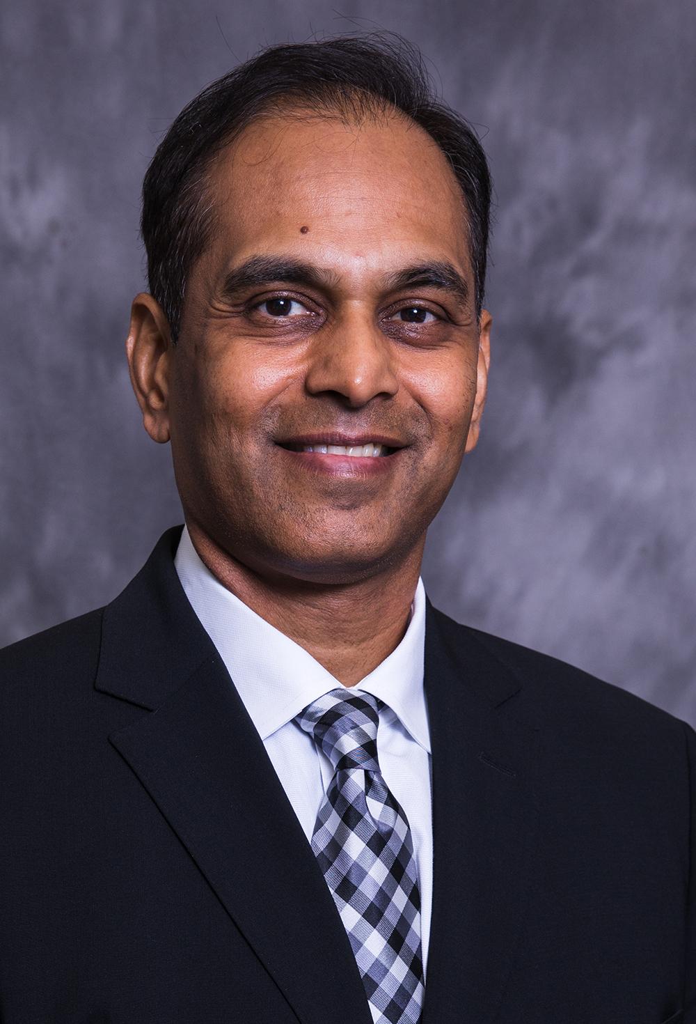 Ashesh Sanghvi Headshot