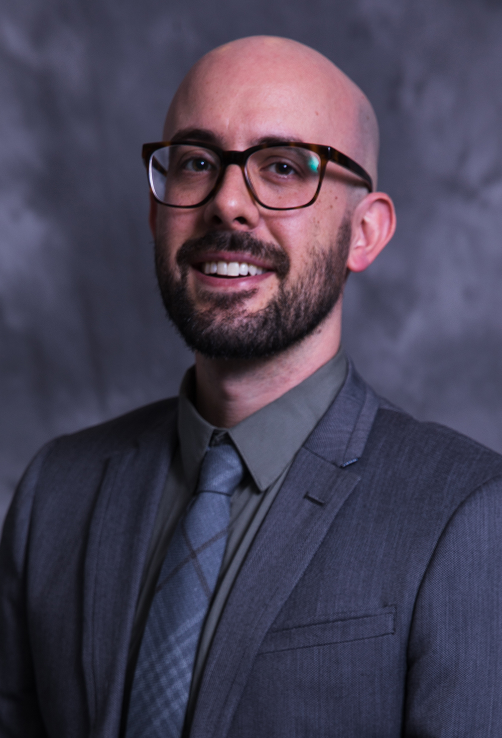 Matthew Shannon Headshot