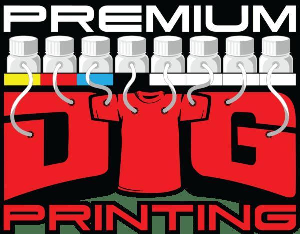 Premium DTG Logo