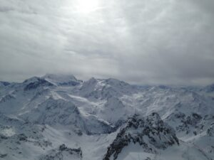 Guyde to Verbier, Switzerland