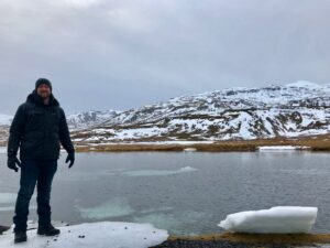 Guying Around in Iceland