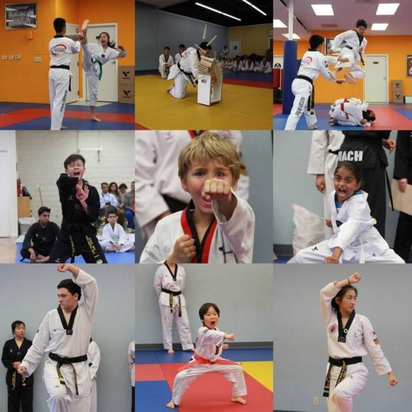 Mach Martial Arts Taekwondo