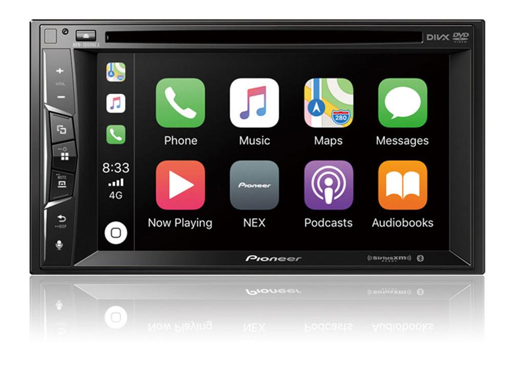 Pioneer mobile audio diplomat trading