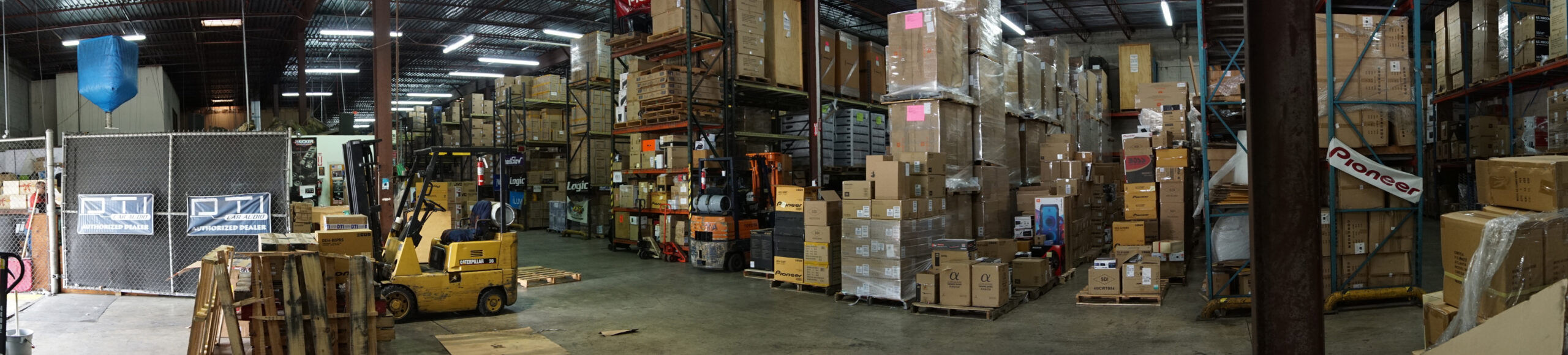Diplomat Trading warehouse true to stock inventory