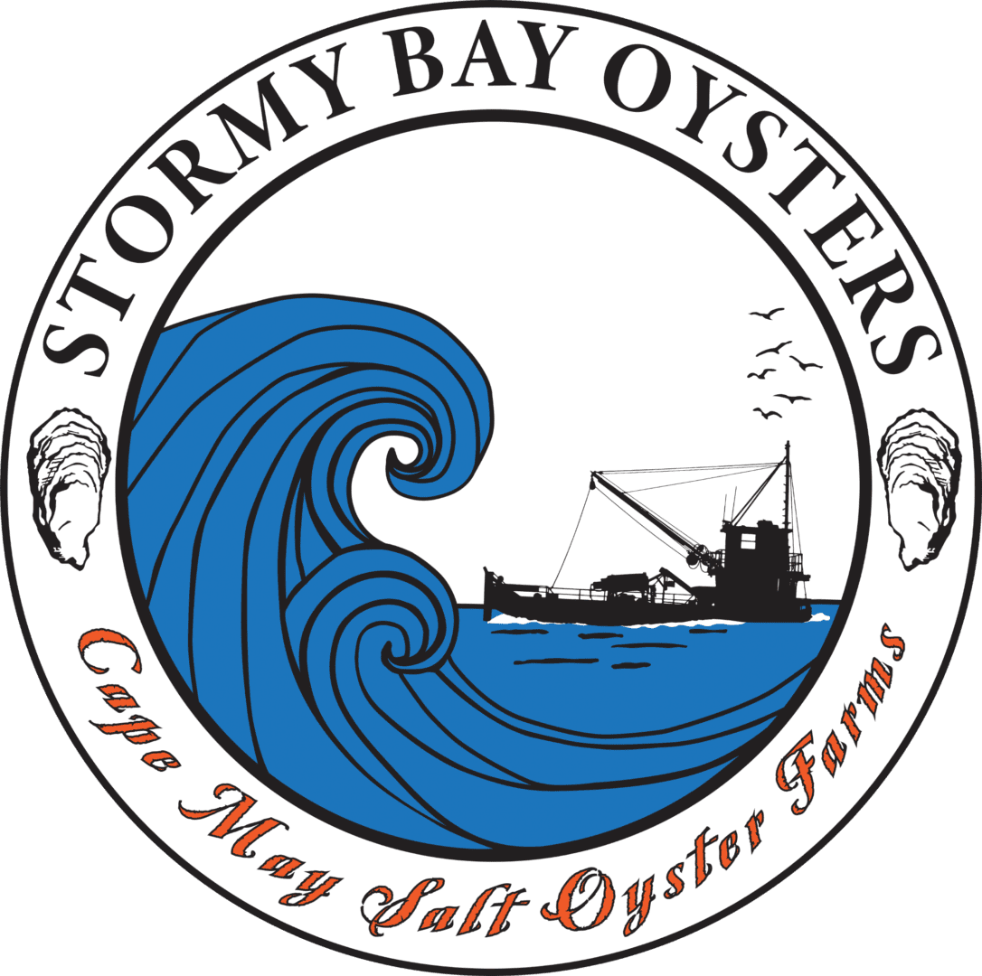 Stormy Bay Oysters Logo