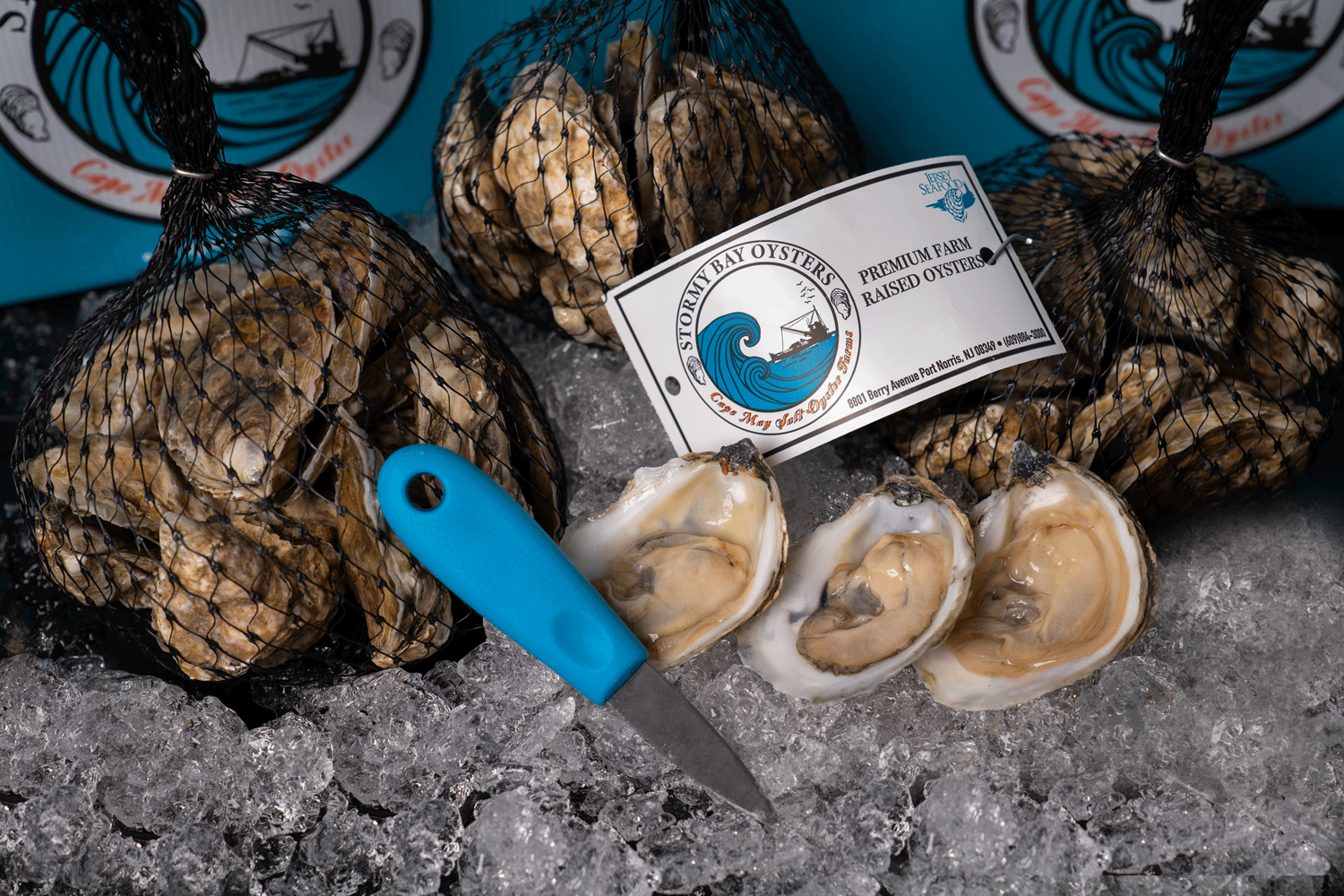 Stormy Bay Oysters
