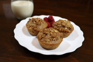 Best Banana Oatmeal Chocolate Chip Muffins