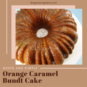 This buttery Bundt cake tastes as good as it looks with one secret ingredient!