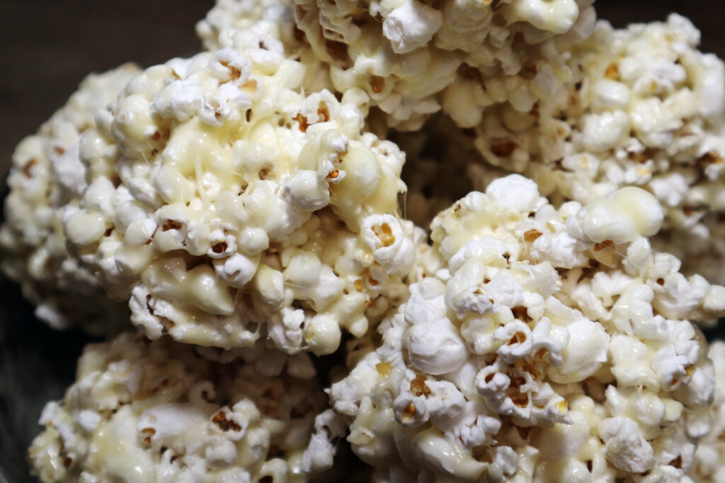 Popcorn with Marshmallow