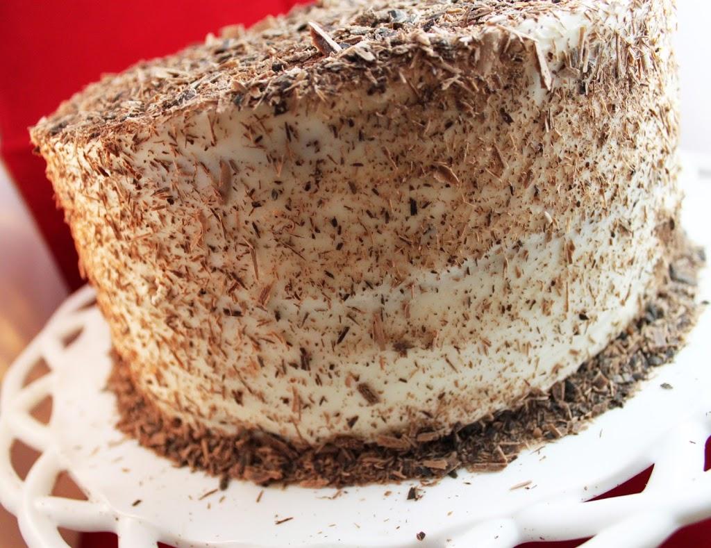 Chocolate Tuxedo Cream Cheesecake