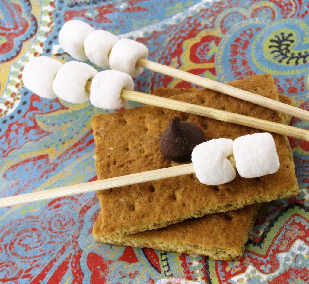 S'mores cookies in your kitchen