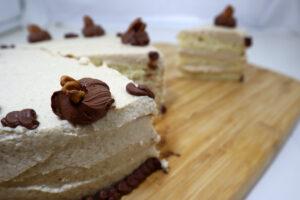white velvet cake cover photo