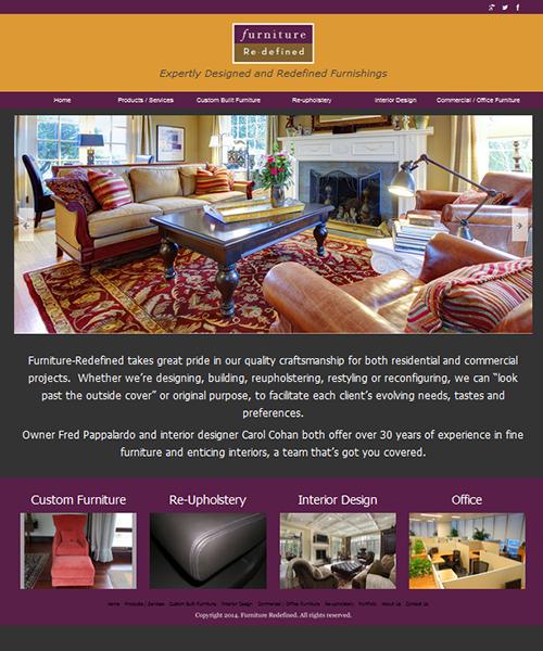 Furniture Redefined