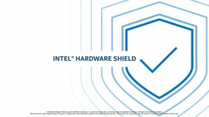 Intel Hardware Shield Animation