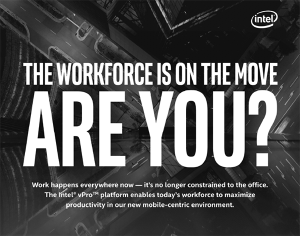 The Workforce is on the move are you?