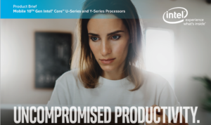Mobile 10th Gen Intel® Core™ U-Series and Y-Series Processors