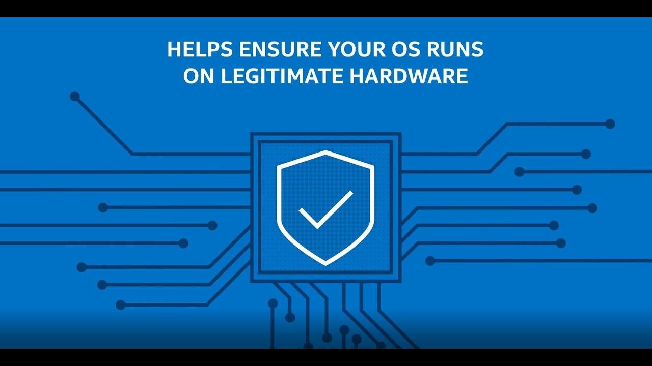 Intel® Hardware Shield Technology