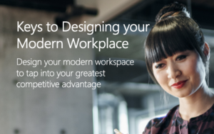 Keys to Designing your Modern Workplace