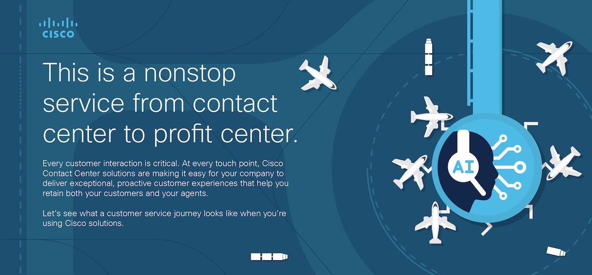 Webex Contact Center AI