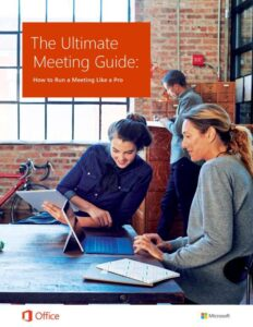 The Ultimate Meeting Guide