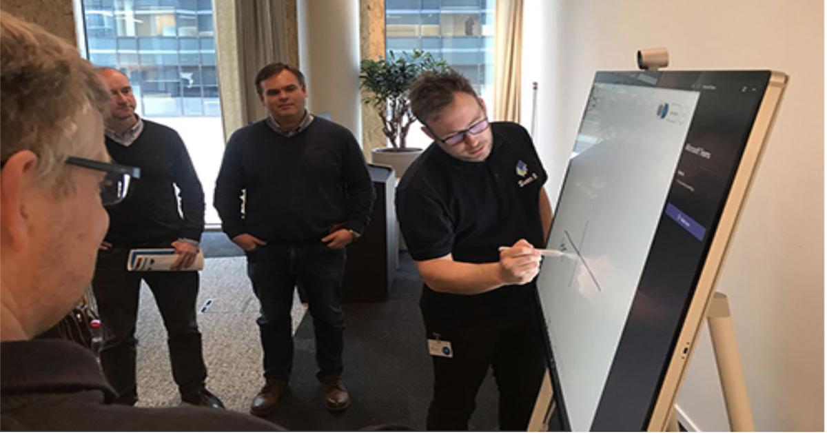 Surface Hub 2S flexibility creates opportunity