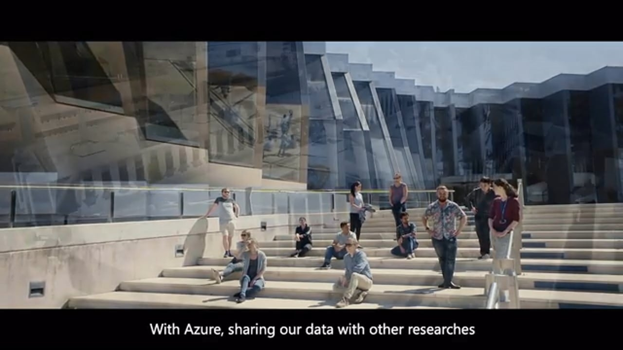 Customer story: Australian National University pioneers the next generation of genomics research by moving to the cloud