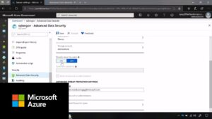 Security with Azure SQL Database in Azure Government