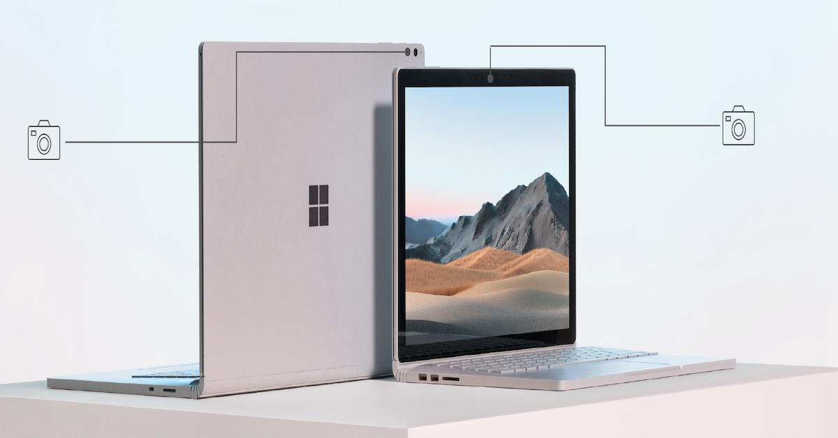 Microsoft Surface and Teams