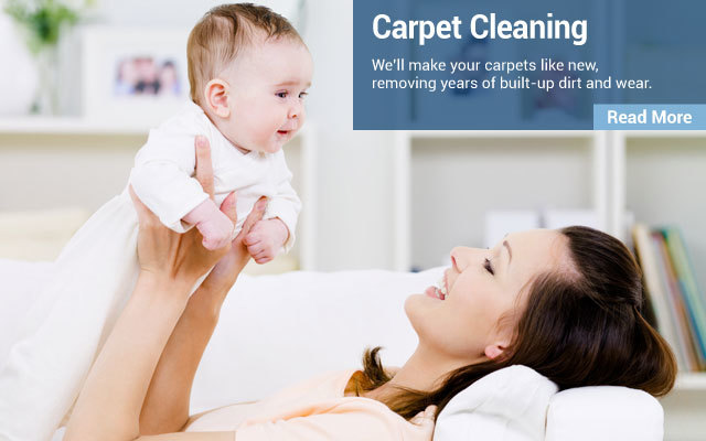 Carpet, Upholstery & Hard Surface Cleaning