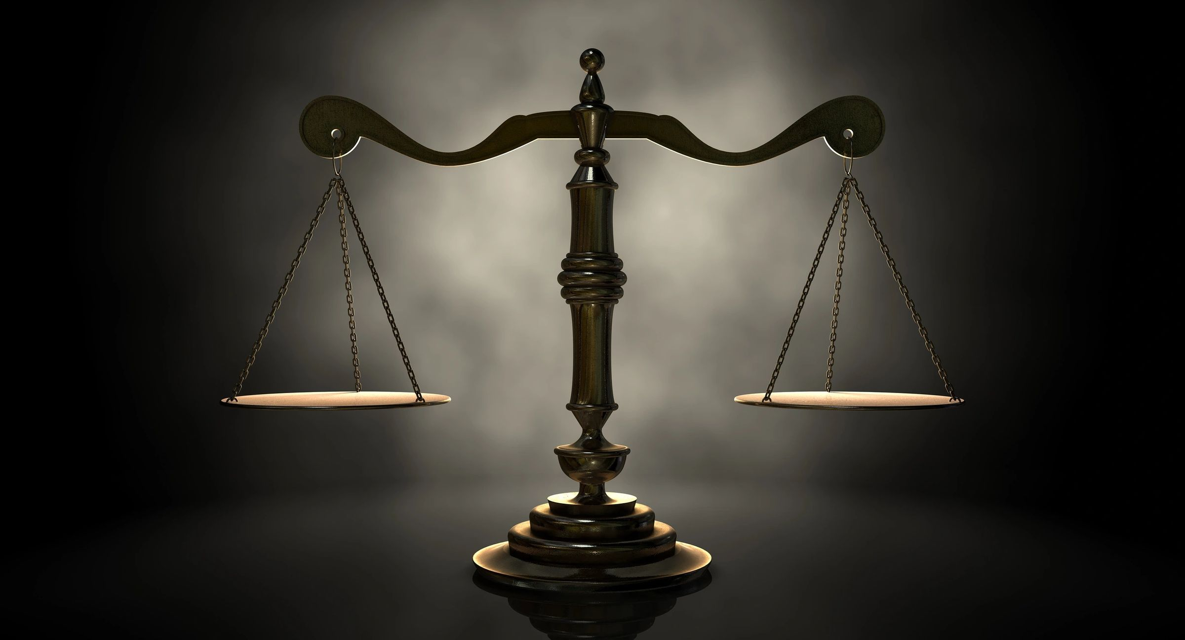 Equitable Distribution, Divorce, and Scales of Justice