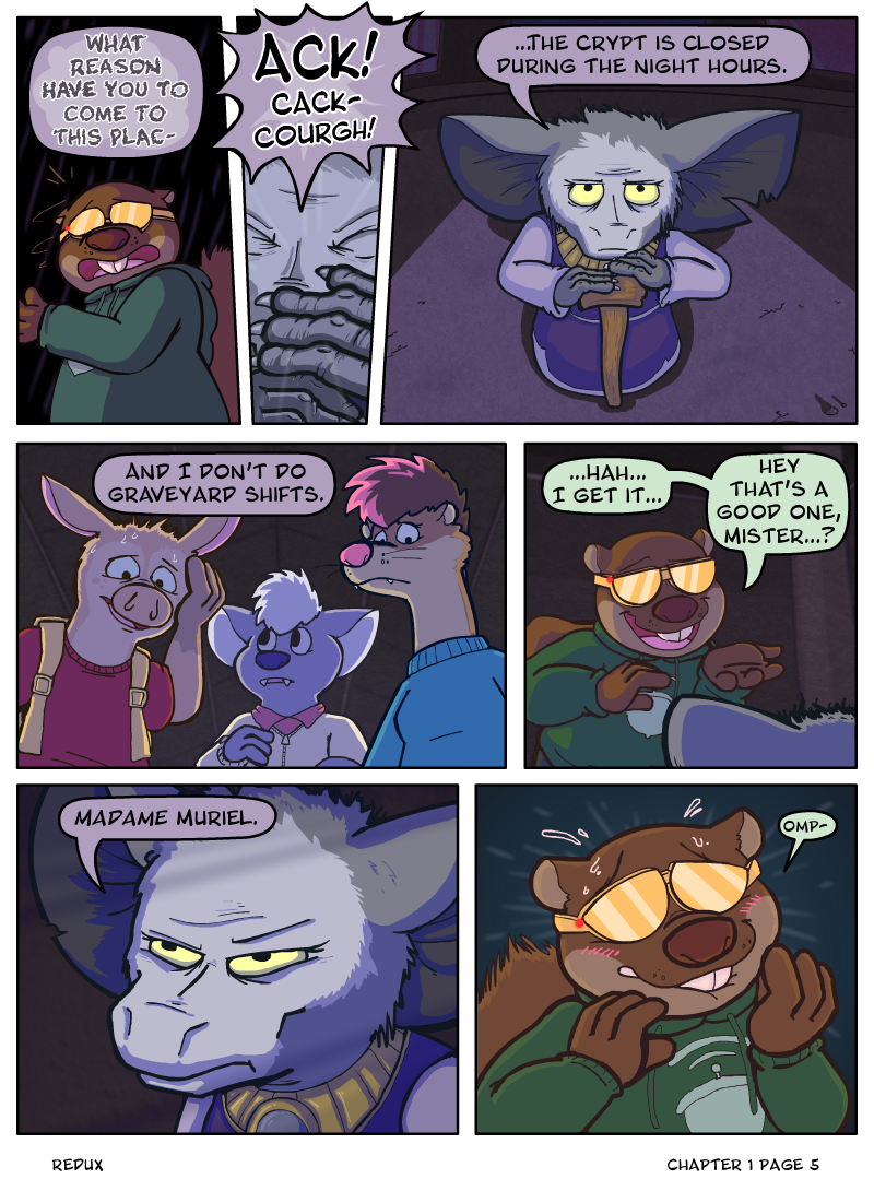 Redux Chapter1 Page5
