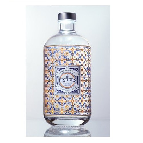 Fishers Gin - London Dry Gin