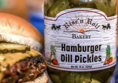 Rise'n Roll Bakery Pickles