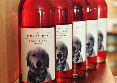 Urban Vintner Wine Label