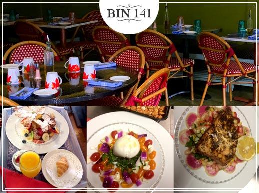 About BIN 141 NYC Restaurant East Village