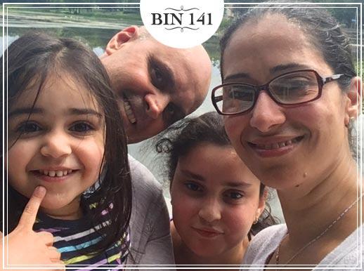 About Chef Rafik Bouzgarrou BIN 141